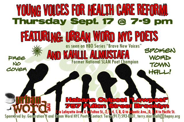 Spoken Word at Habana Outpost