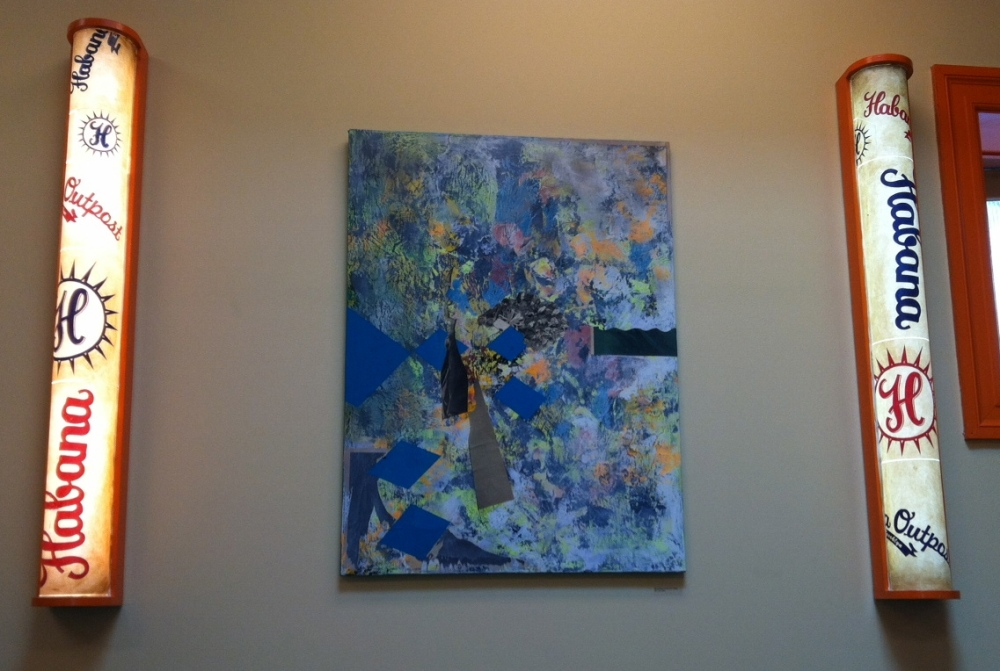 Kana Togashi Art Show at Habana Outpost